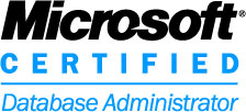 Microsoft Certified Database Administrator